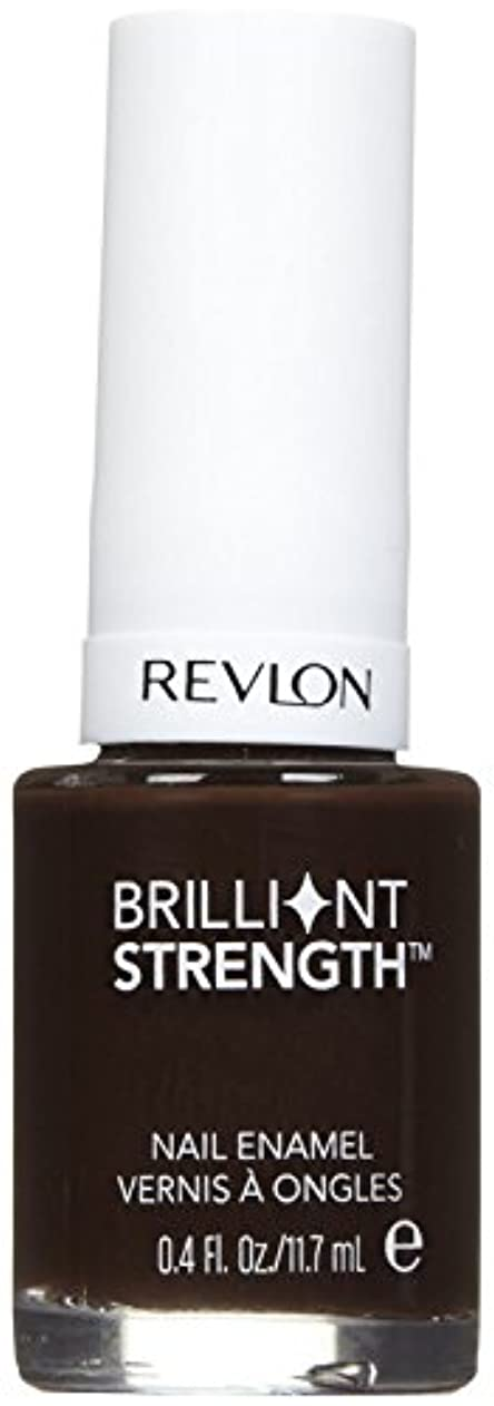 収縮シーズンデイジーREVLON BRILLIANT STRENGTH NAIL ENAMEL #160 DOMINATE