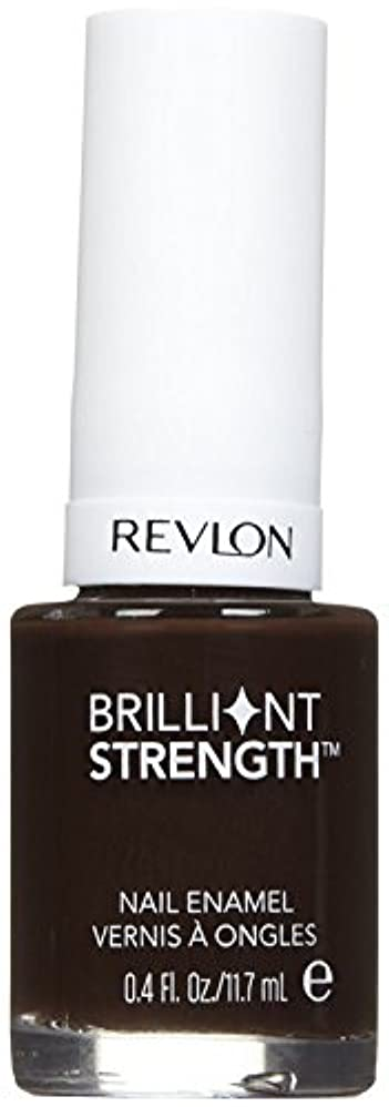郵便局寄付診療所REVLON BRILLIANT STRENGTH NAIL ENAMEL #160 DOMINATE