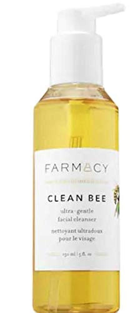 特派員ヒギンズ標準ファーマシー FARMACY クリーン ビー ウルトラジェントル フェイシャルクレンザー 150ml 洗顔 クレンジング クレンザー Clean Bee Ultra Gentle Facial Cleanser