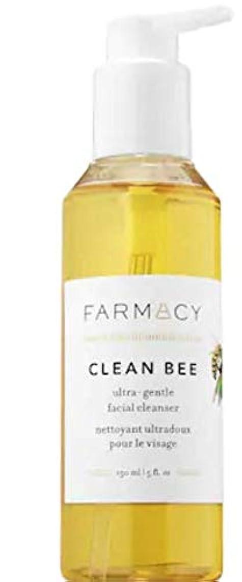 気を散らす脇にエチケットファーマシー FARMACY クリーン ビー ウルトラジェントル フェイシャルクレンザー 150ml 洗顔 クレンジング クレンザー Clean Bee Ultra Gentle Facial Cleanser