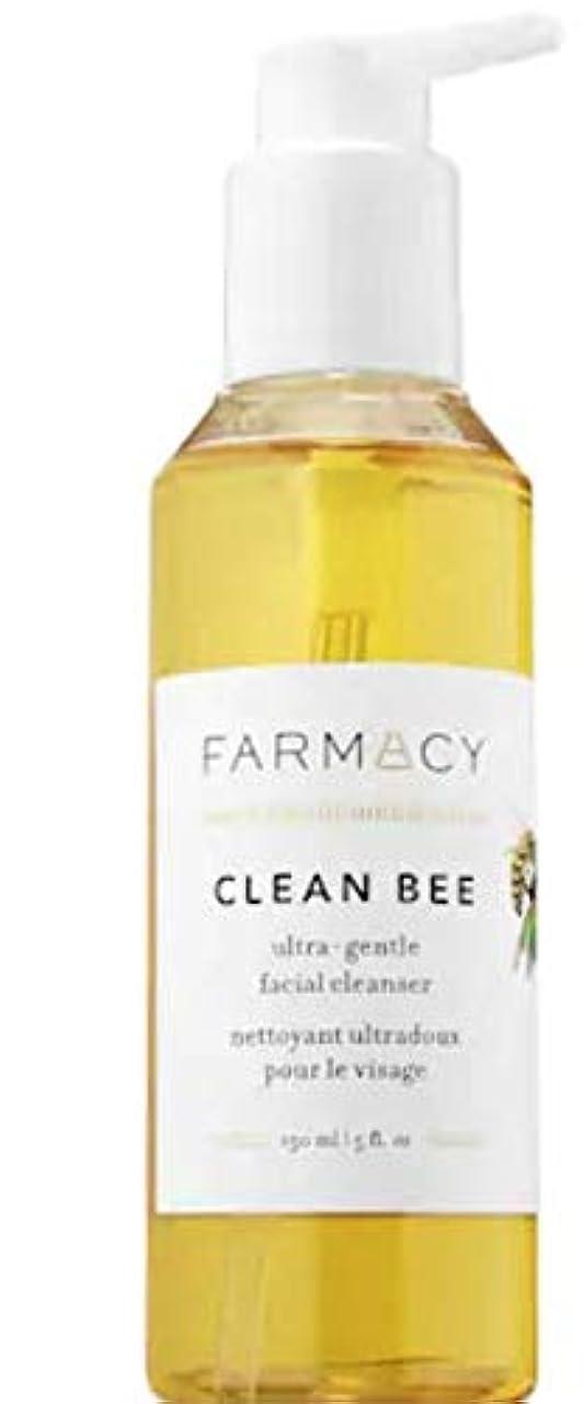 軍本土物足りないファーマシー FARMACY クリーン ビー ウルトラジェントル フェイシャルクレンザー 150ml 洗顔 クレンジング クレンザー Clean Bee Ultra Gentle Facial Cleanser