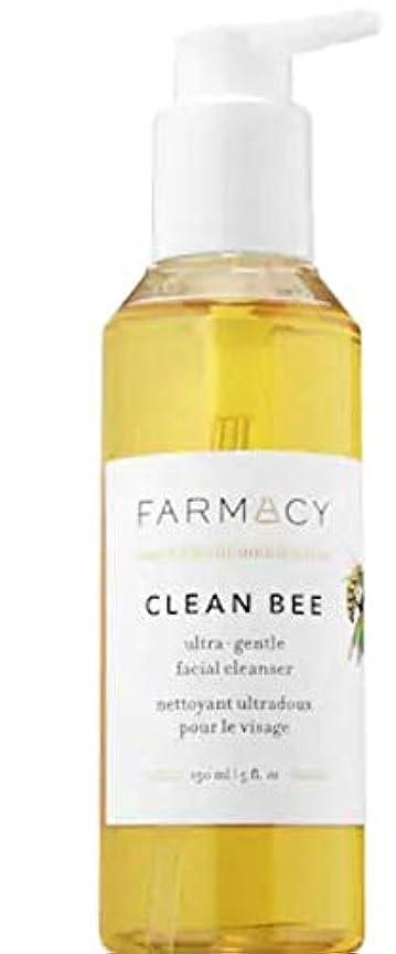より多いハント噴出するファーマシー FARMACY クリーン ビー ウルトラジェントル フェイシャルクレンザー 150ml 洗顔 クレンジング クレンザー Clean Bee Ultra Gentle Facial Cleanser