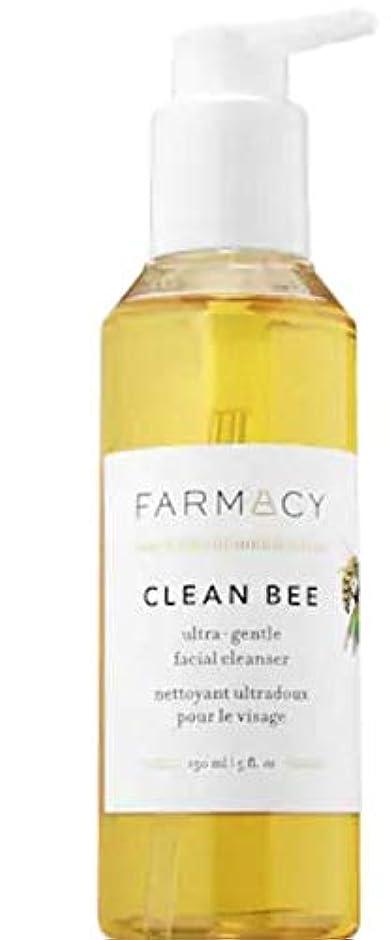 右用心悲しむファーマシー FARMACY クリーン ビー ウルトラジェントル フェイシャルクレンザー 150ml 洗顔 クレンジング クレンザー Clean Bee Ultra Gentle Facial Cleanser