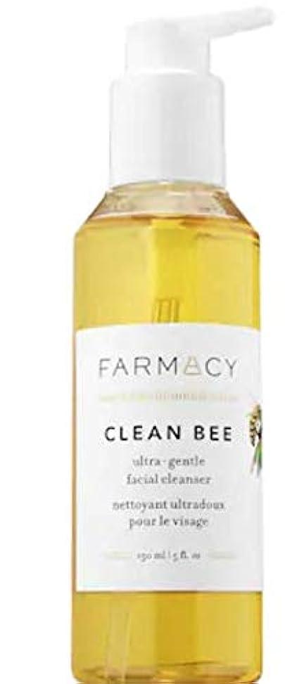 髄止まるがんばり続けるファーマシー FARMACY クリーン ビー ウルトラジェントル フェイシャルクレンザー 150ml 洗顔 クレンジング クレンザー Clean Bee Ultra Gentle Facial Cleanser