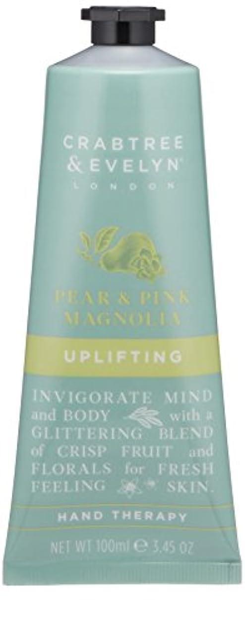 感心する果てしないこどもセンタークラブツリー&イヴリン Pear & Pink Magnolia Uplifting Hand Therapy 100ml/3.45oz並行輸入品