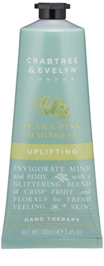 価値発生する課すクラブツリー&イヴリン Pear & Pink Magnolia Uplifting Hand Therapy 100ml/3.45oz並行輸入品