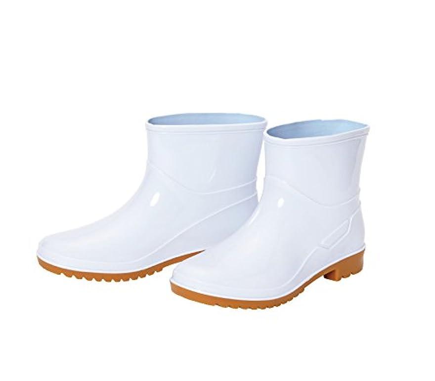 ニンニク注意はぁ[レビカ] 作業用長靴 HM7021