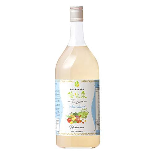優光泉酵素(スタンダード味) フルボトル1200ml (エリカ健康道場オリジナル酵素ドリンク) 安心返金保証付き