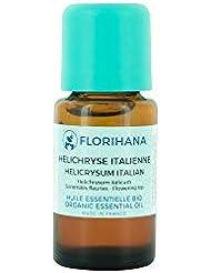 Florihana オーガニックエッセンシャルオイル ヘリクリサム 2g(2.2ml)