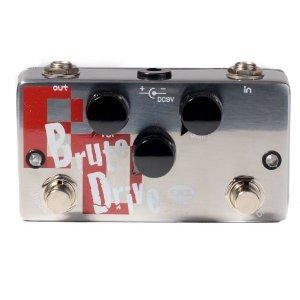 E.W.S. Brute Drive Distortion Pedal (並行輸入)