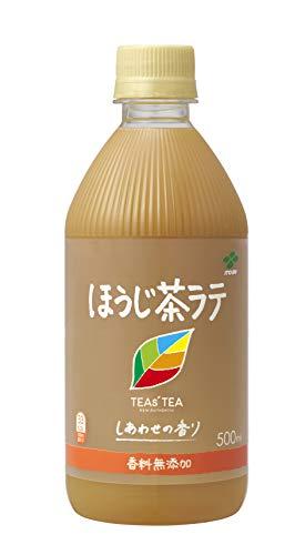 TEAs' TEA NEW AUTHENTIC ほうじ茶ラテ 500ml×24本 P...