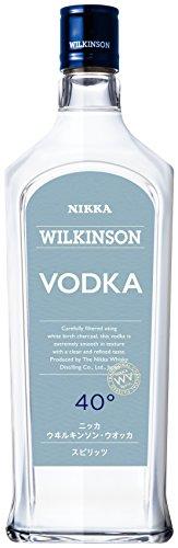 ウィルキンソン ウオッカ 40度 瓶 720ml