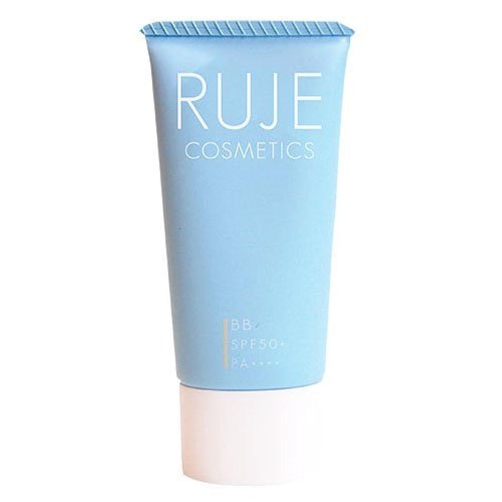 反射適応する頭痛RUJE BBジェルクリーム 01 ライトカラー 30g