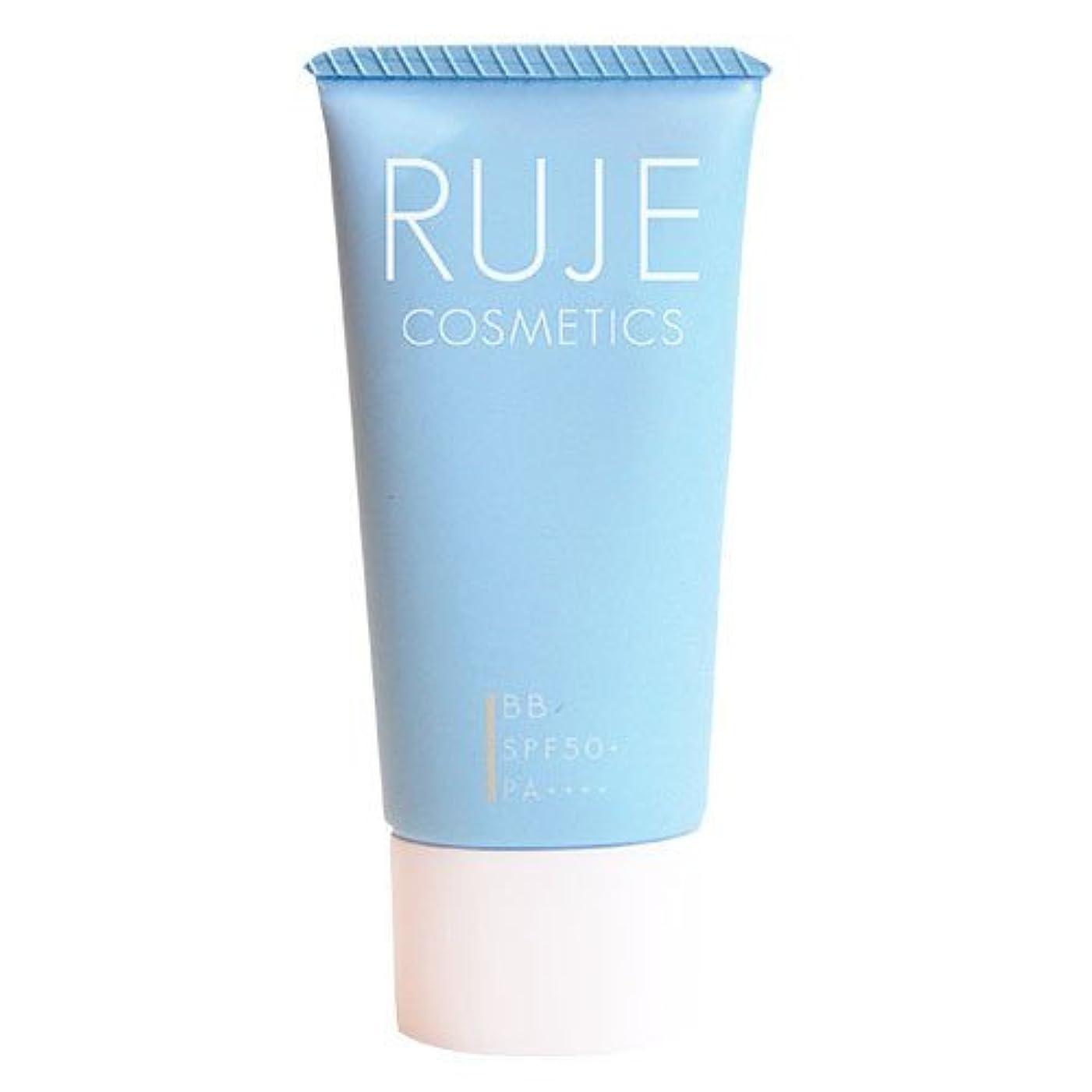 事実上細菌理想的RUJE BBジェルクリーム 02 ナチュラルカラー 30g