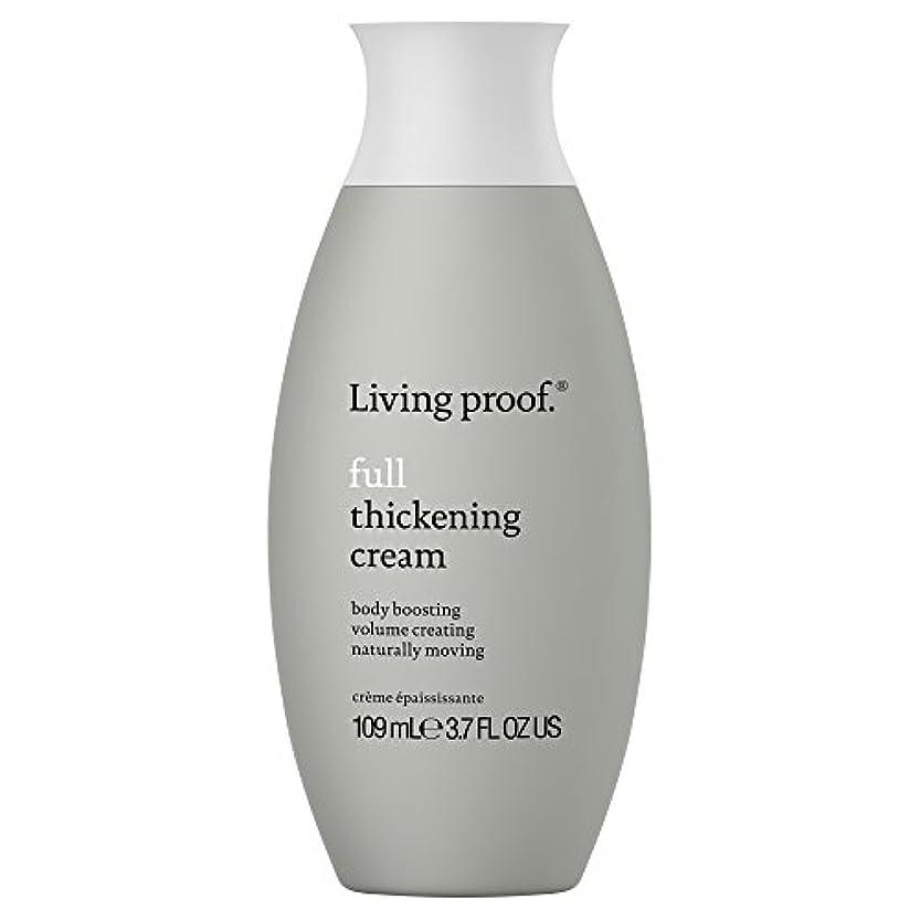 警告除外するセール生きている証拠フル肥厚クリーム109ミリリットル (Living Proof) (x2) - Living Proof Full Thickening Cream 109ml (Pack of 2) [並行輸入品]