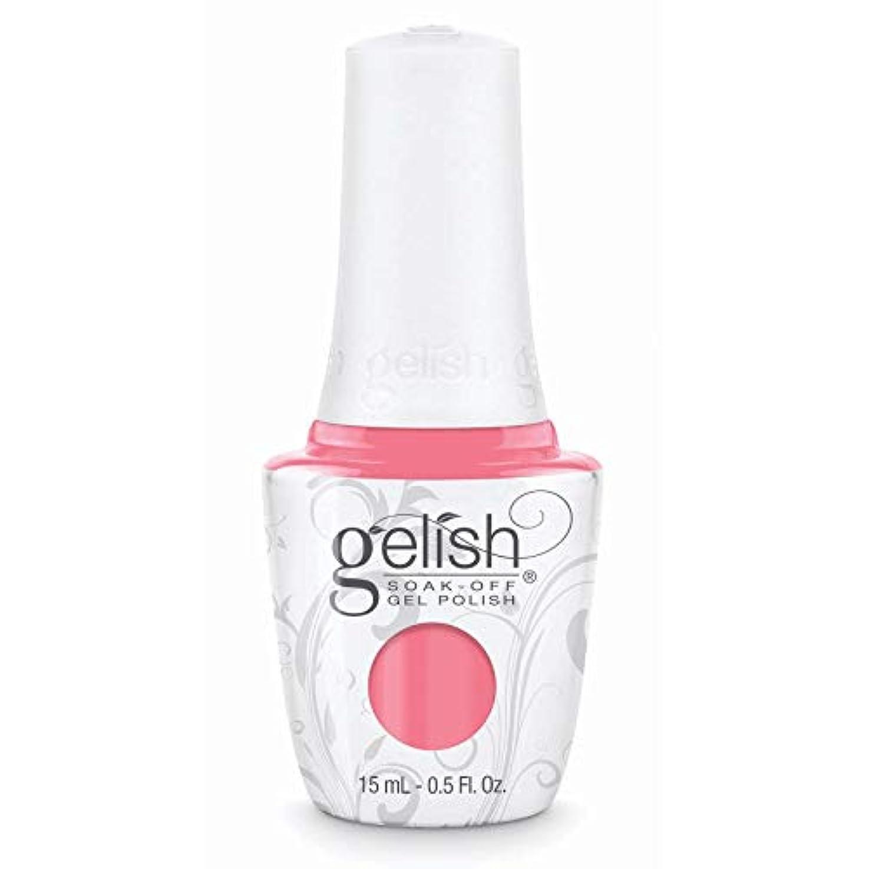 規範白鳥やさしいHarmony Gelish Gel Polish - Rose-y Cheeks - 0.5oz / 15ml