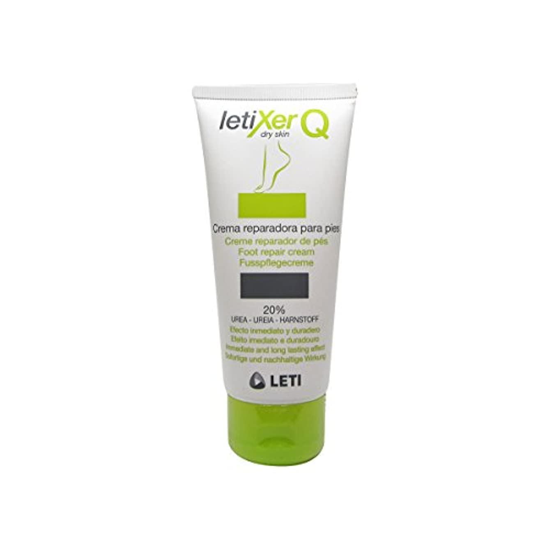 葉を拾う指段階Leti Letixer Q Foot Repair Cream 100ml [並行輸入品]