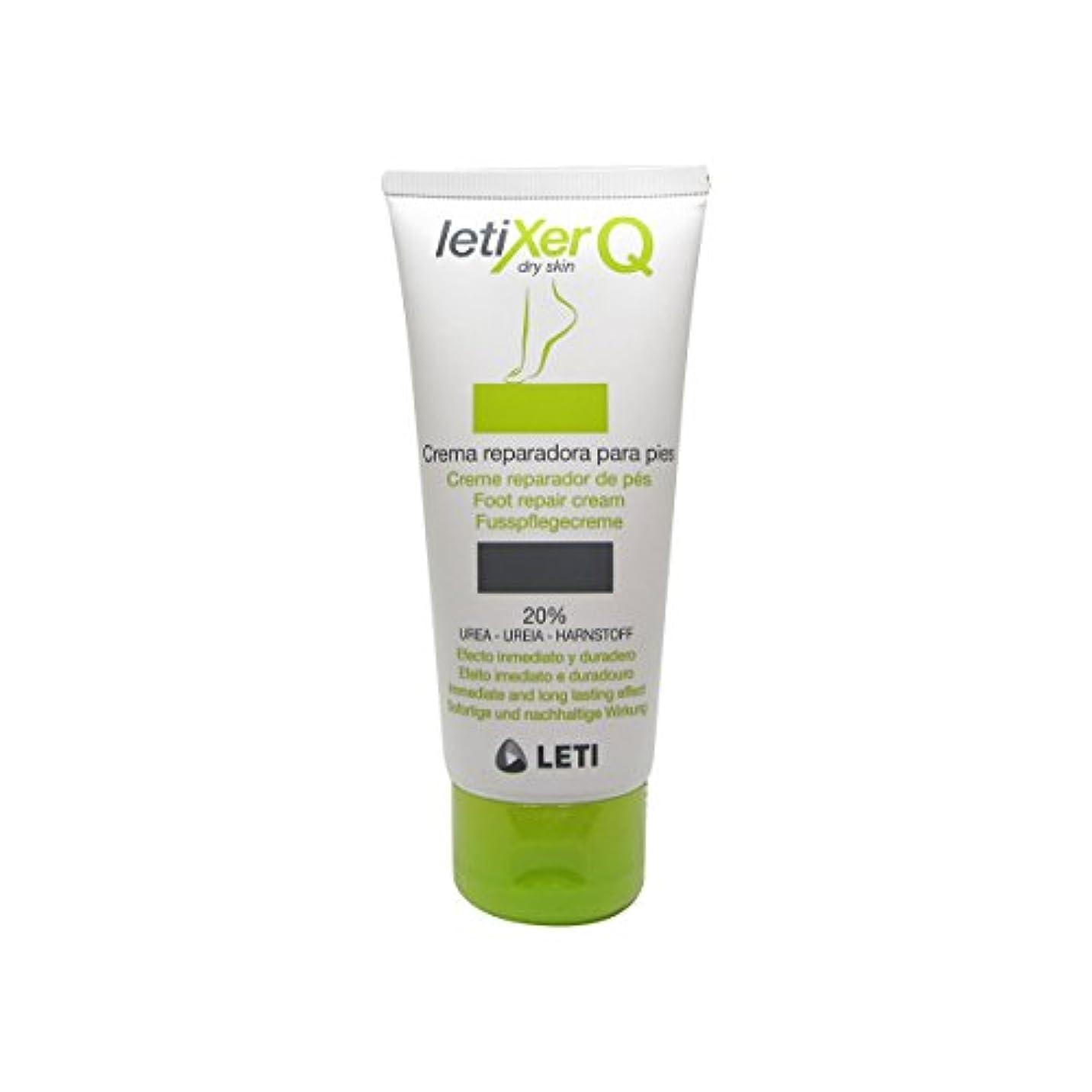 一致する陽気な増加するLeti Letixer Q Foot Repair Cream 100ml [並行輸入品]