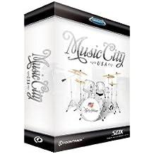【国内正規輸入品】TOONTRACK SDX MUSIC CITY USA /パッケージ品