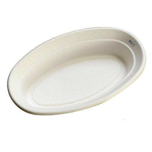 使い捨て カレー皿 エコでオシャレな eモールド カレー皿 ...