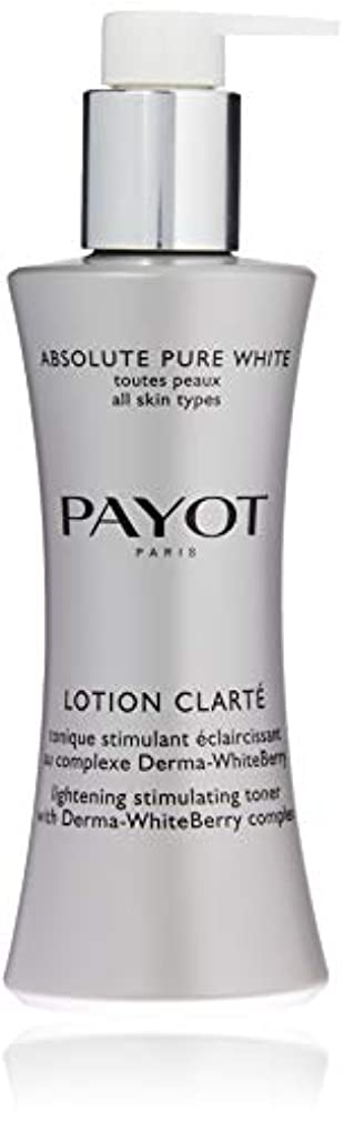 魔術重要性お別れPayot Lotion Clarte Stimulating Toner for Women, 6.7 Ounce by Payot