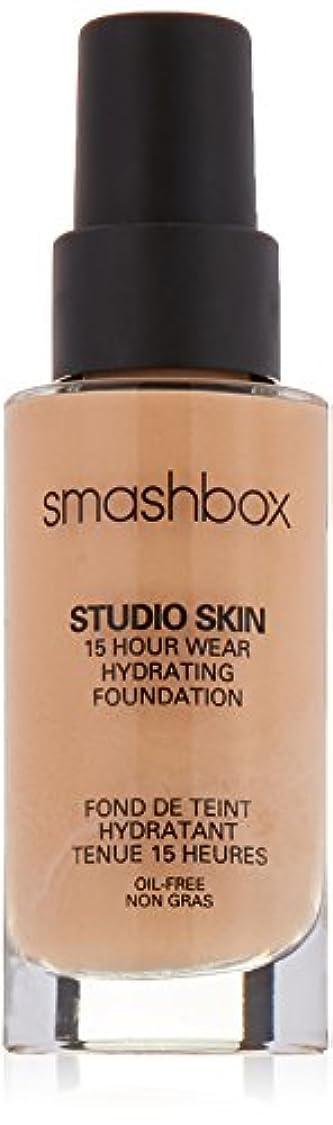 編集者少数盲信スマッシュボックス Studio Skin 15 Hour Wear Hydrating Foundation - # 1.1 Warm Fair 30ml/1oz並行輸入品