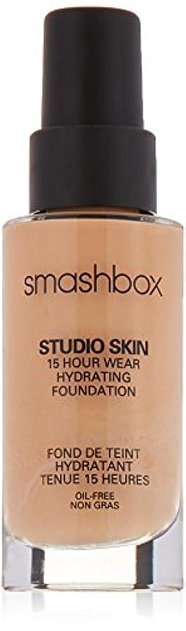 知覚できるホップ副詞スマッシュボックス Studio Skin 15 Hour Wear Hydrating Foundation - # 1.1 Warm Fair 30ml/1oz並行輸入品