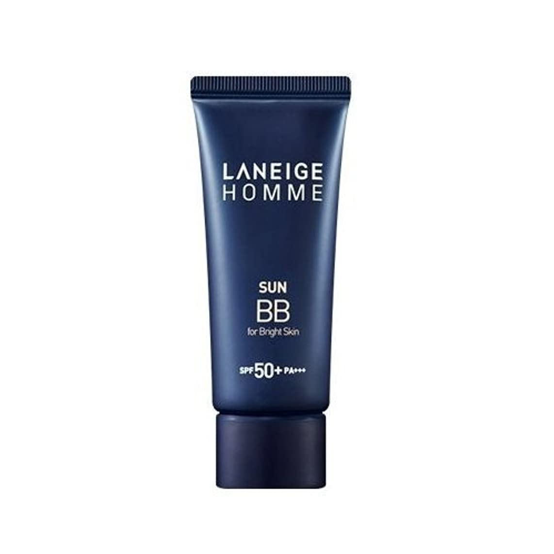 機械消毒剤着るLaneige Homme Sun BB Cream (SPF40/PA++) - #Bright skin