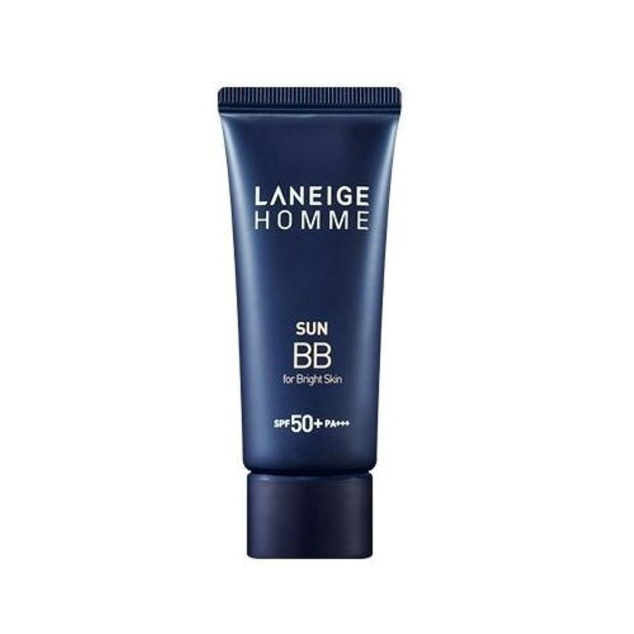 リビジョングラマー電話するLaneige Homme Sun BB Cream (SPF40/PA++) - #Bright skin