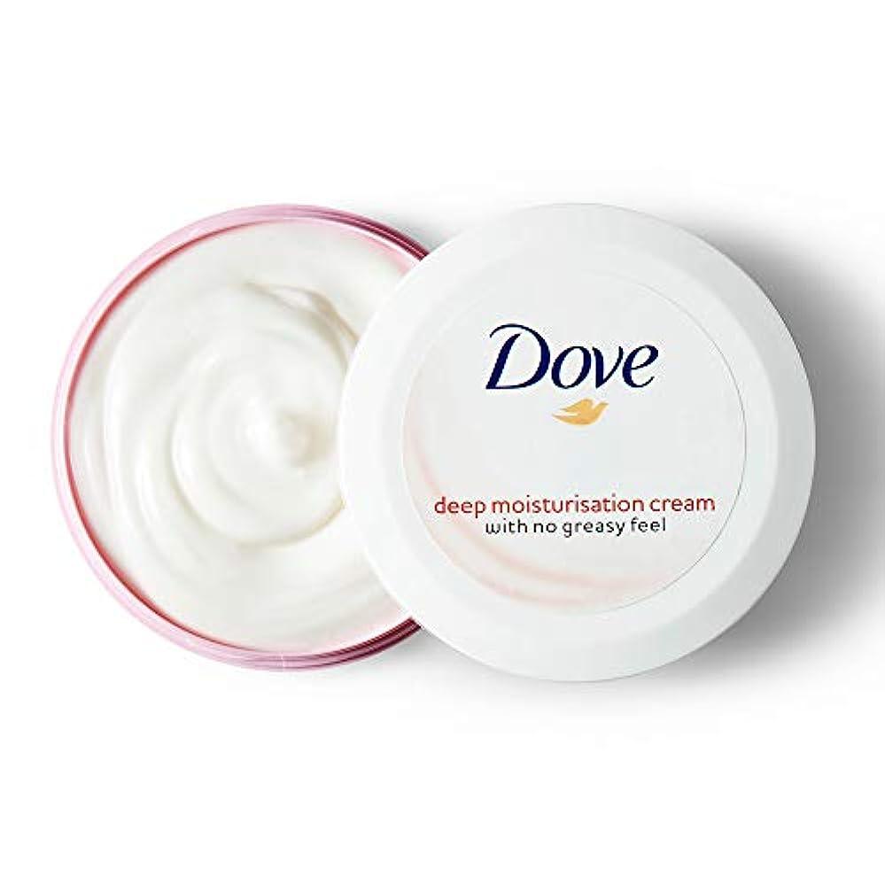 項目本物怪物Dove Deep Moisturisation Cream, 150ml