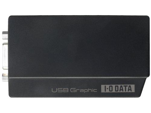 I-O DATA USB接続外付グラフィックアダプター 「USBグラフィック」 アナログ専用モデル USB-RGB2