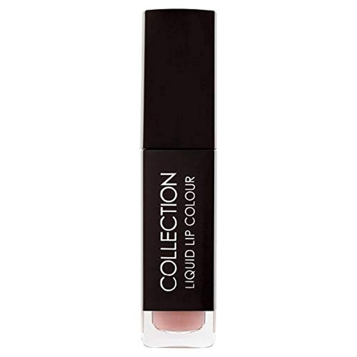 薬理学複合オーラル[Collection ] バフ2でコレクションの液体リップカラー5ミリリットル - Collection Liquid Lip Colour 5ml In The Buff 2 [並行輸入品]