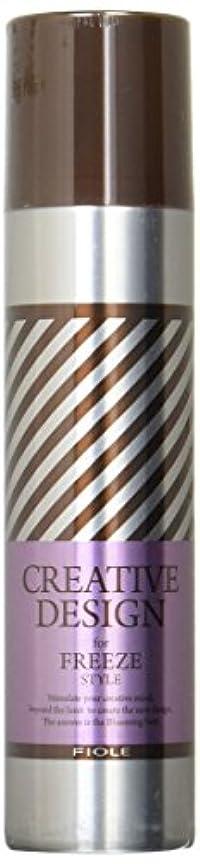胸百万ペインフィヨーレ クリエイティブデザイン フリーズ ヘアスプレー 200g