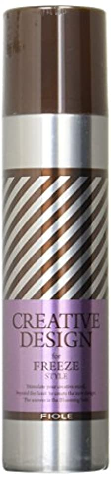 改善鉛筆クレジットフィヨーレ クリエイティブデザイン フリーズ ヘアスプレー 200g