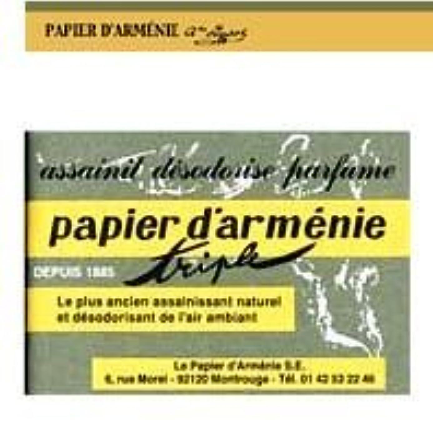 憤る社会科ビデオパピエダルメニイ 空気を浄化する紙のお香パピエダルメニイ トリプル ヨーロッパ雑貨