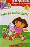 Let's Go and Explore! Phonics Reading Program (Dora the Explorer)