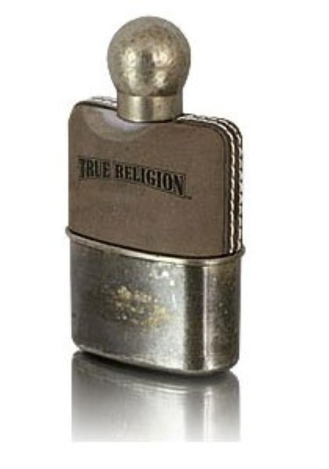 合意少年アナログTrue Religion (トゥルー レリジョン) 3.4 oz (100ml) EDT Spray for Men