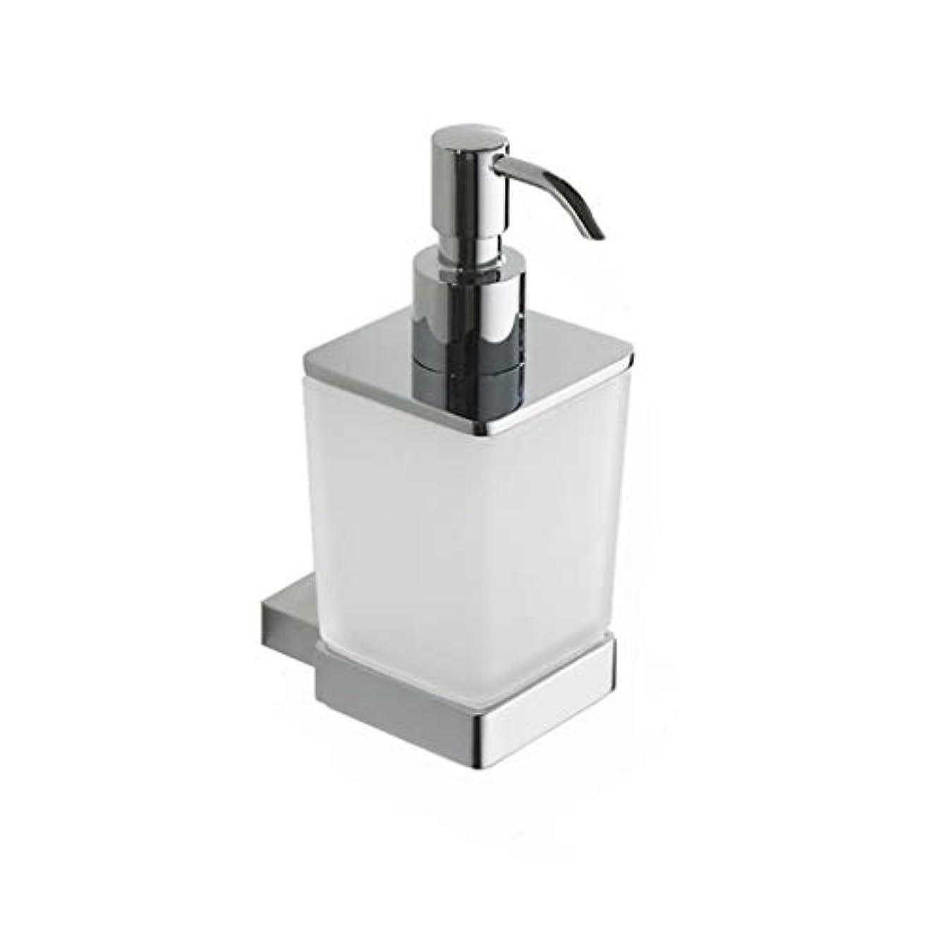 シリンダー高尚な曲がったKylinssh 、浴室のための金属の詰め替え式液体手の石鹸ディスペンサーポンプボトル - 安い、ディスカウント価格また手の消毒剤及び精油のために使用することができます