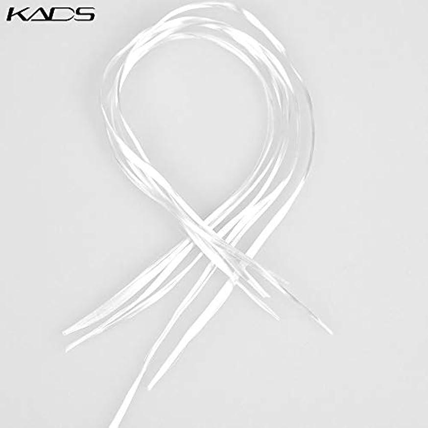 罰するうまくいけば理論的KADS ネイル延長繊維 ファイバーグラス 長さだし用 ネイルエクステンション用ツール 200CM