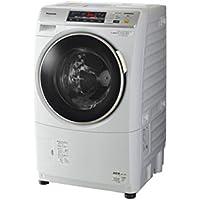 パナソニック プチドラム ななめドラム 洗濯乾燥機 左開き NA-VH300L-W クリスタルホワイト 洗濯・脱水7.0kg 乾燥3.5kg