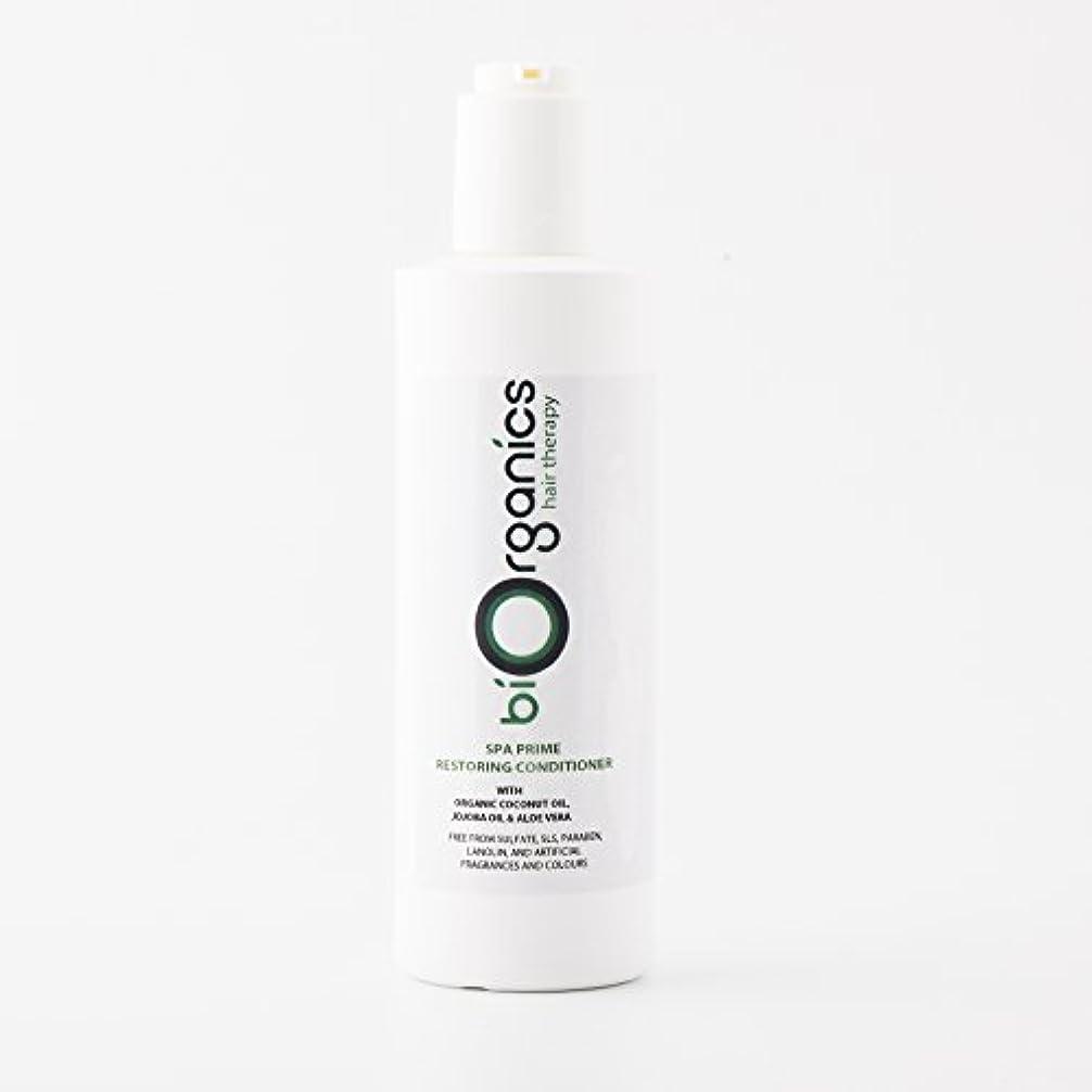 妨げる規定安西Biorganics Restoring Conditioner - 250g