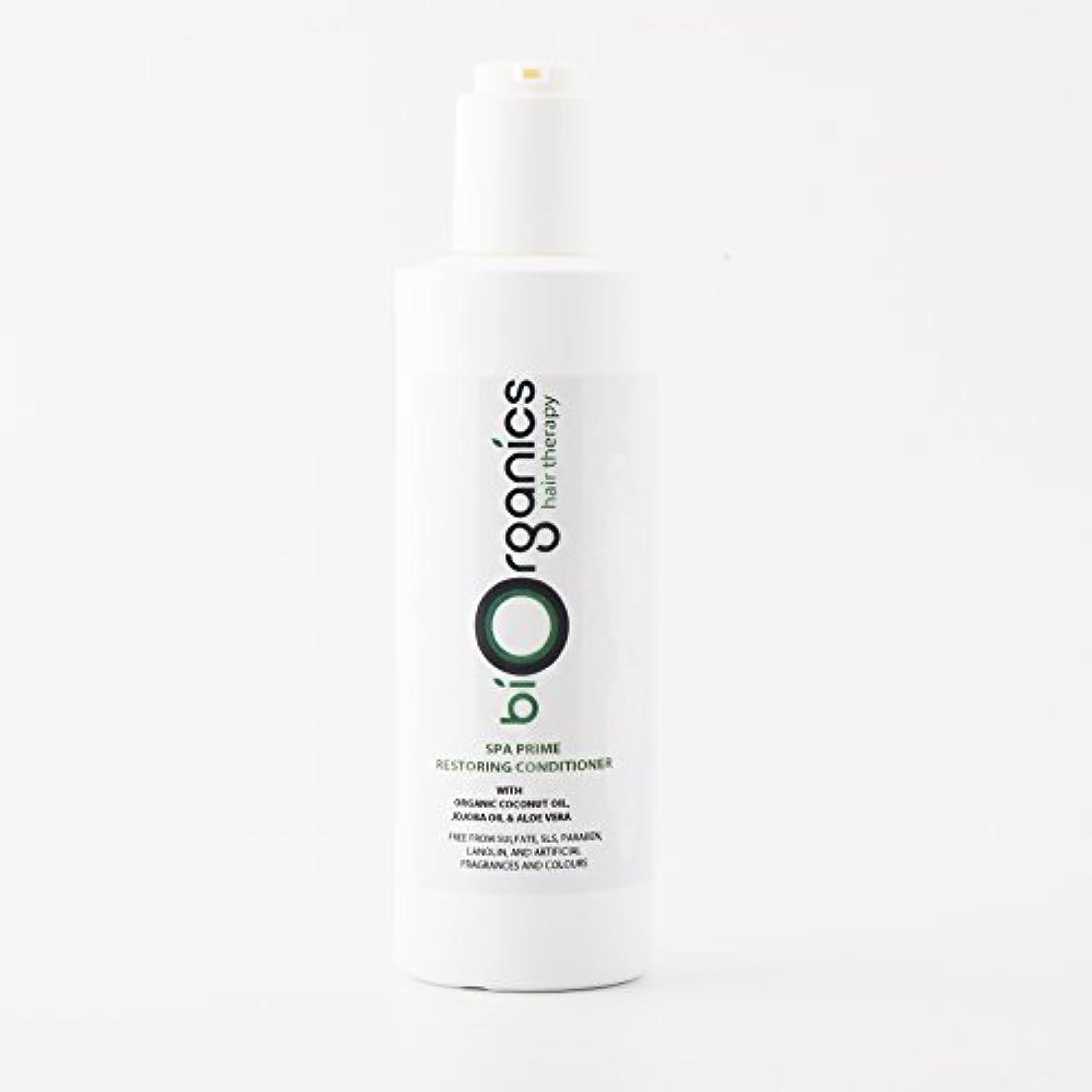 分類日食拒否Biorganics Restoring Conditioner - 250g