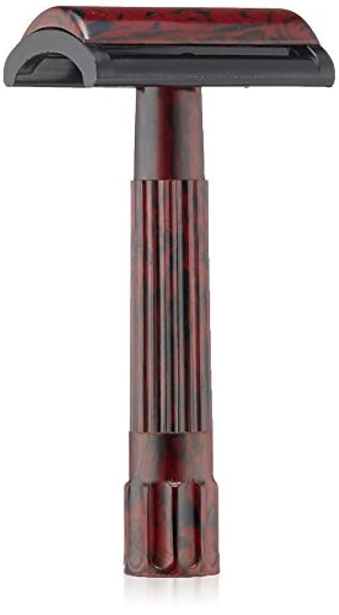 大胆な利得宿泊MERKUR Solingen - Travel pack, Bakelite safety razor and 10 blades, 9045030