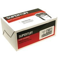 1 Gallon SuperTuff Paint Strainer Dispenser Box [Set of 25] by Trimaco