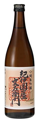 中野BC 純米吟醸(紀伊国屋文左衛門) [ 日本酒 和歌山県 720ml ]