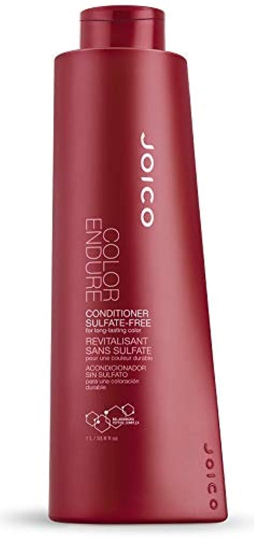 抜け目のない一族厳しいJoico Color Endure Conditioner, 1 liter (並行輸入品)