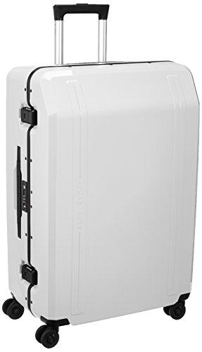 [ゼロニューヨーク] ZERO HALLIBURTON(ゼロハリバートン) スーツケース トラベラーズ 76L 四輪 TSAダイヤル錠 94132 06 (ホワイト)