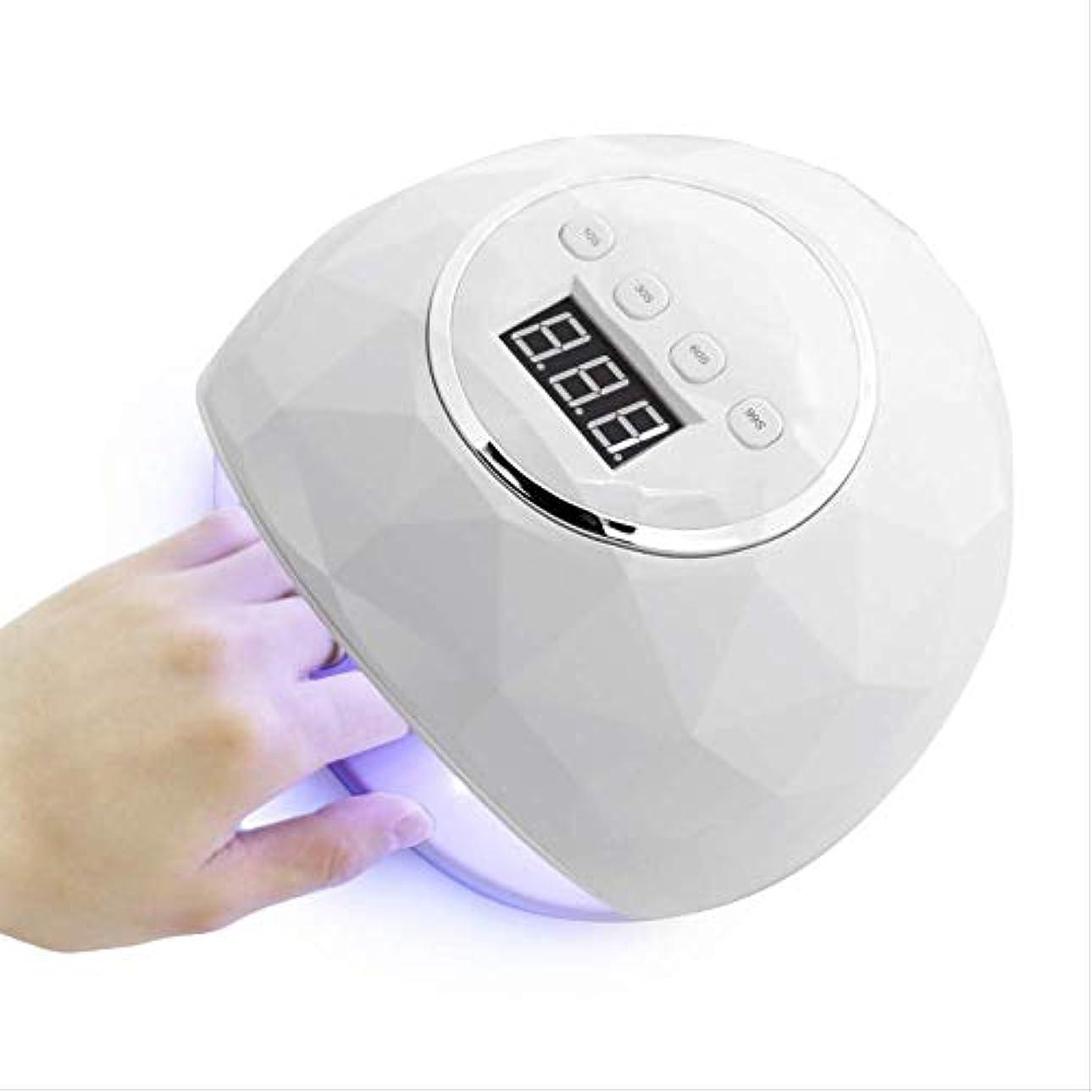 講堂赤面定説RRSHUN 86w UV LEDランプネイルドライヤー39ピースLedデュアルハンドネイルランプUVジェルマニキュアセンサータイマーLcdディスプレイを硬化