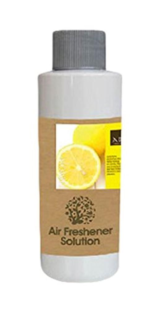 慎重エネルギー不安アロマソリューション レモン