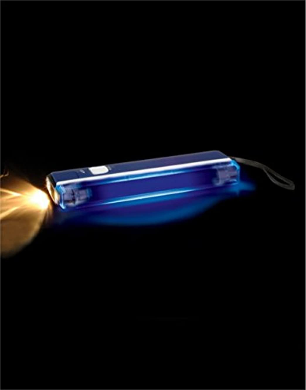 におい過激派コンバーチブル1 X Handheld Portable UV Blacklight 6 Inch Flashlight by Jeirles Wholesale